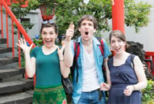 Image of 日本にいる外国人の声
