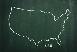 US VISA種類と手続のイメージ
